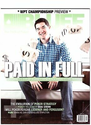BLUFF MAGAZINE April 2014