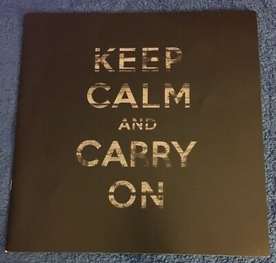 Stereophonics - Keep Calm And Carry On - Tour programme 2010