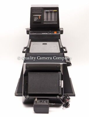 Daylab II Slide Printing System - 3x4 & 4x5 INSTANT PRINTS FROM 35mm SLIDES - EX