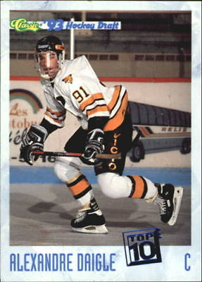 1993 Classic Hockey  Inserts - You Pick - Buy 10+ cards FREE SHIP