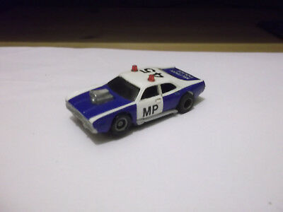 Vintage Tyco Military Police The A Team Race And Chase Slot Car