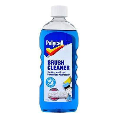 Polycell Brush Cleaner 500ml    UK SELLER  FREE FAST POST