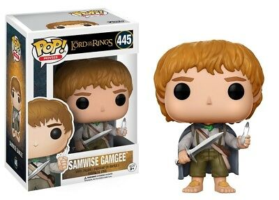 Funko - POP Movies: Lord Of The Rings Hobbit - Samwise Gamgee #445