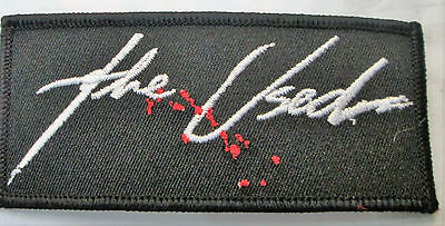 The Used Collectable Rare Vintage Patch Embroided 2004 Metal Live