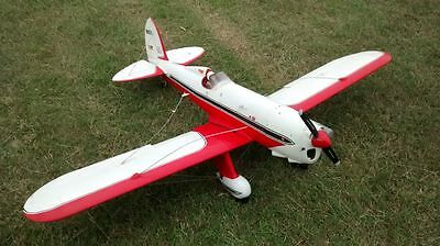 "Giant 1/4 Scale RYAN STA  SPECIAL scratch build R/c Plane Plans & Instr 91""WS"