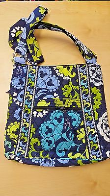 Vera Bradley hipster Messenger Crossbody bag in Where's Mickey Disney