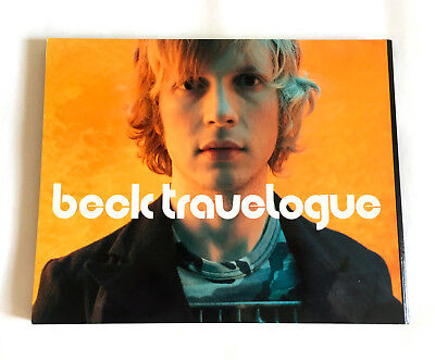 BECK Travelogue JAPAN PHOTO BOOK 2001 photo by Charlie Gross and Naka