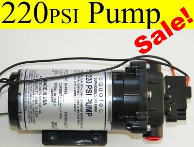 "Carpet Cleaning 220 PSI Extractor PUMP W/3/8"" Hose Port"
