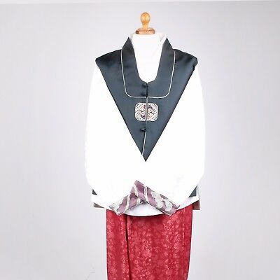 Korean Hanbok Korean Traditional Costume Set for Men 남자한복 M-size (100) B039