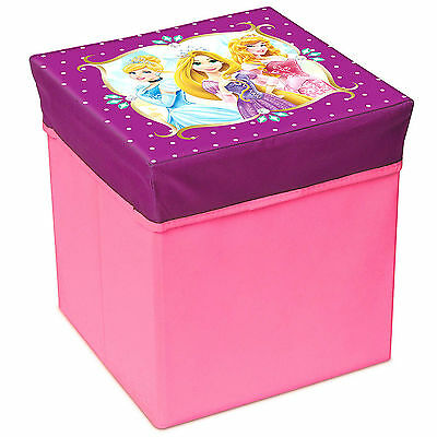 Floor Seat Storage Child Disney Princess