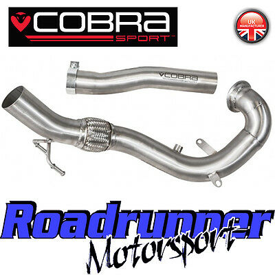 vw64 cobra polo gti 1 8 tsi 6c decat downpipe exhaust removes cat fits oe eur 444 24. Black Bedroom Furniture Sets. Home Design Ideas