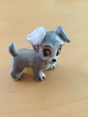 Wade Pottery Dog Scamp - From Lady & The Tramp Disney Film