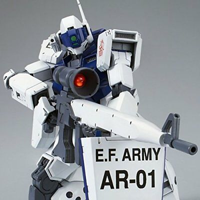 MG 1/100 Jim Sniper II (White Dingo Corps specification)