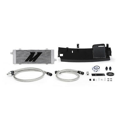 Mishimoto Oil Cooler Kit - fits Ford Focus RS MK3 - 2016 on - Silver