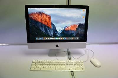 """Apple iMac 21.5"""" i5 Quad Core 2.5GHz 500GB 8GB Good Condition VAT Included"""