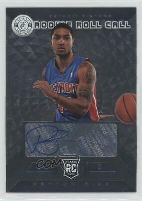 2013-14 Totally Certified Rookie Roll Call Signatures Silver #7 Peyton Siva Auto