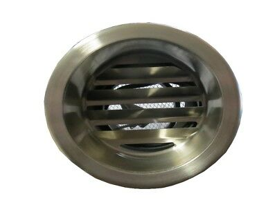Exhaust Nozzle from Stainless Steel 150 mm