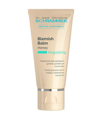 50 ml  + 15 ml Dr. Schrammek Blemish Balm honey, birthday edition (€64,62/100ml)