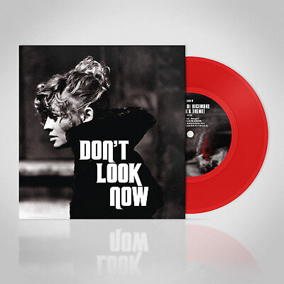 """Don't Look Now OST 7"""" Red Vinyl"""