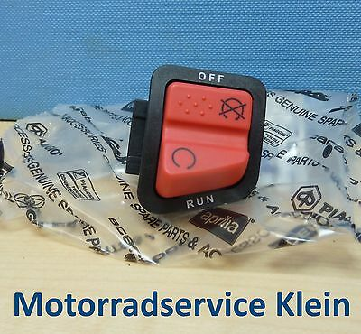 Genuine Piaggio Locks out stop switch kill switch MP3 125 250 300 400 500