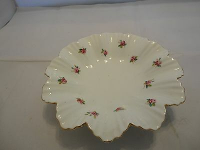 Vintage Adderleys Scalloped Edge China Plate Collectors