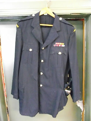 Vintage Ottawa Police Jacket And Pants With Owf Tug Of War Trophy 1932