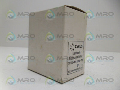 Cerus Crp22-3Pr Protection Relay *new In Box*
