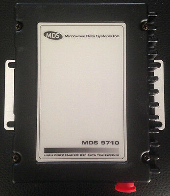 Microwave Data Systems MDS 9710 DSP Data Transceiver Radio Utility Network