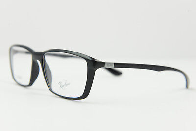 52333cd7bd2 ... czech new ray ban liteforce rb7018 5206 57 16 145 black eye glasses  eyeglasses frame dcd3a