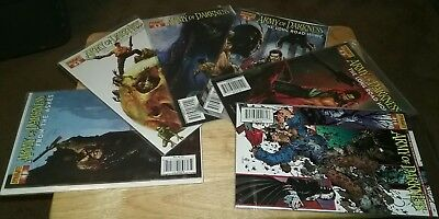 Army of Darkness 6 Comic Lot Long Road Home-From The Ashes Nice Bagged FREE SHIP