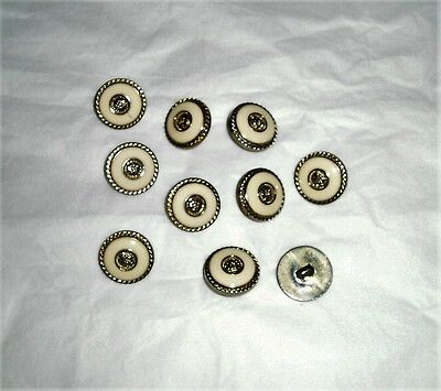 mixed lot buttons - sewing supplies