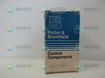 Potter & Brumfield Cgf-38-70100S Relay *new In Box*