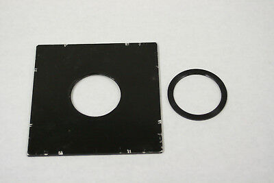 Beseler lens board for the 23C/45 enlarger with 39mm opening and retainer