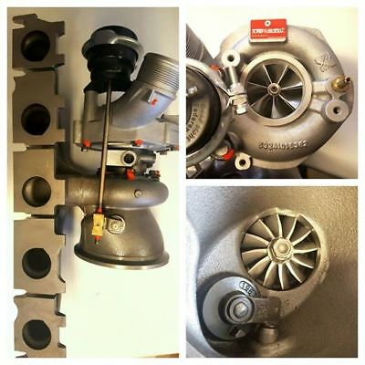 Upgrade Turbocharger Audi Rs3 (8P) Ttrs (8J) 2,5 Litre Turbo Up To 530 Ps