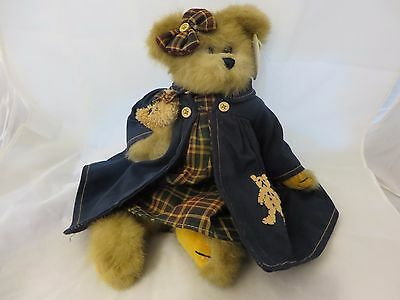 Bearington Collection series limited Teddy Bear