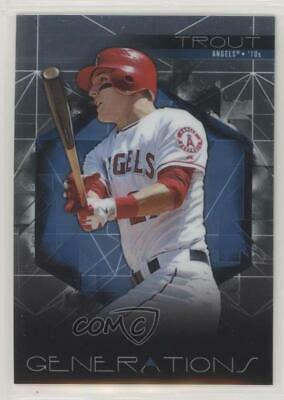 2015 Topps Fines Mike Trout Angels 1994 Finest W4 199