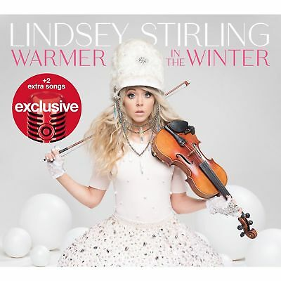 Lindsey Stirling - Warmer In The Winter CD + 2 EXTRA SONGS  target