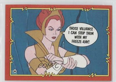 1984 Mattel Masters the Universe #68 Mighty Weapon of Teela Non-Sports Card 1u1
