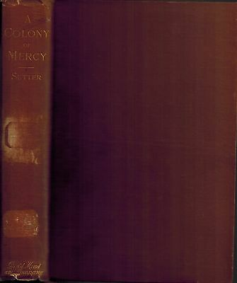 Colony Mercy, Christian Missionary Nursing Profession 19th Century Mission Book