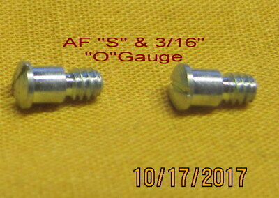 American Flyer Link Stud screw (PA9288) (2) repro, NEW