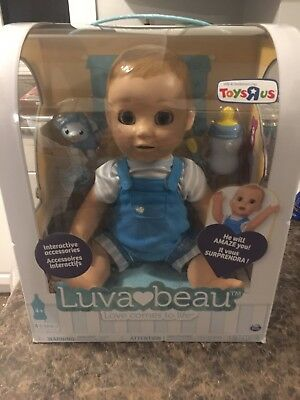 Luva Beau Interactive Doll Toys R Us Exclusive