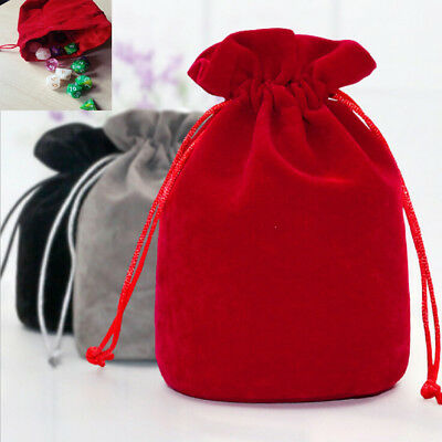 Top Quality Dice Bag Jewelry Packing Velvet Bag Drawstring Bags For Board Game