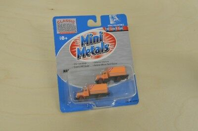 N Scale Mini-Metals 50264 Delivery Van NABISCO