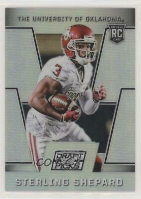 2016 Panini Prizm Collegiate Prizms 145 Draft Picks Sterling Shepard Rookie Card