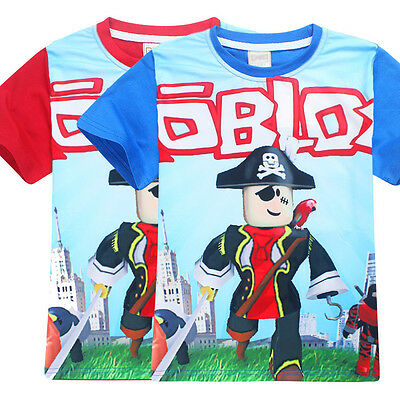 HI-Q-ROBLOX STARDUST ETHICAL BOYS & GIRLS SUMMER Top Tees For 4-10Y