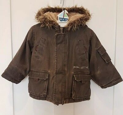 Shop for winter coats and jackets for baby and toddler girls, or look for baby and toddler boy winter coats that will go perfectly over their winter sweater. Keep their little hands and feet warm with the perfect winter accessories, from hats to gloves and mittens.