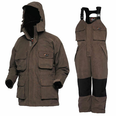 Prologic Thermo 2 Pc Waterproof Suit Fishing Choose Size M, L, Xl, Xxl Rrp £249