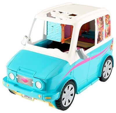 Barbie Ultimate Puppy Mobile Toy Car Van GENUINE NEW