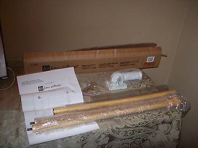 Home Interiors Flagpole New with Box