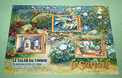 Timbre BLOC NOUVELLE CALEDONIE NEUF